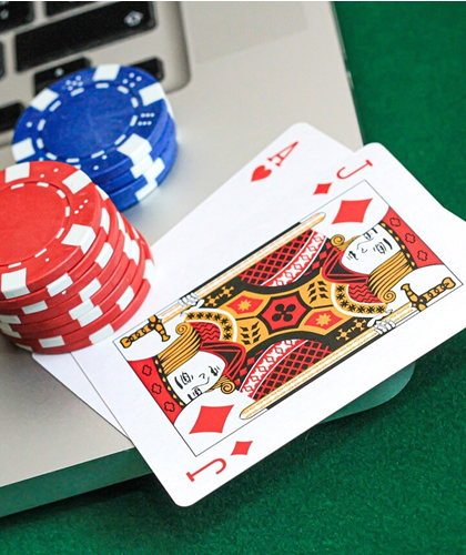 Gambling games that you can play at home