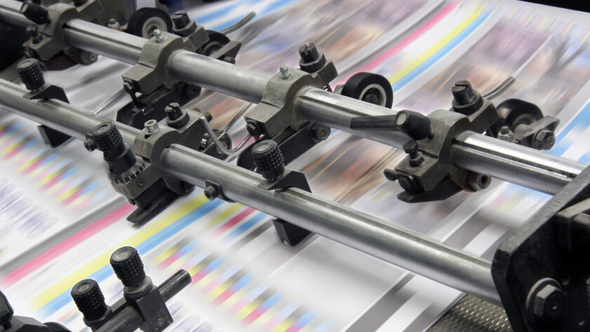Pages To Observe Regarding Industrial Printing