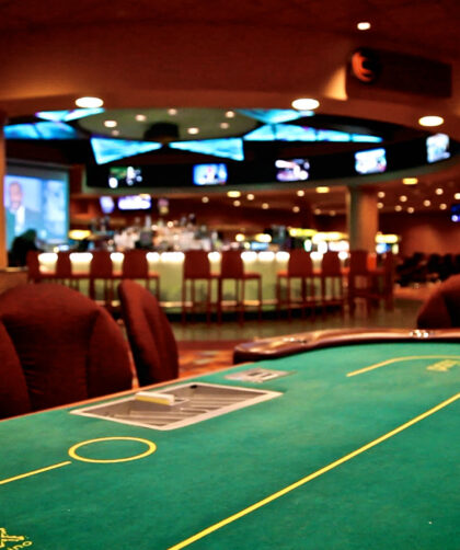 Listened To Of The Casino Poker Effect Right Here