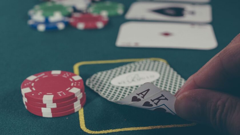 The Primary Intention It Is Best To (Do) Casino Poker