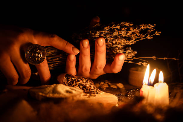 The Insider Secrets And Techniques Of Black Magic Love Spells Found