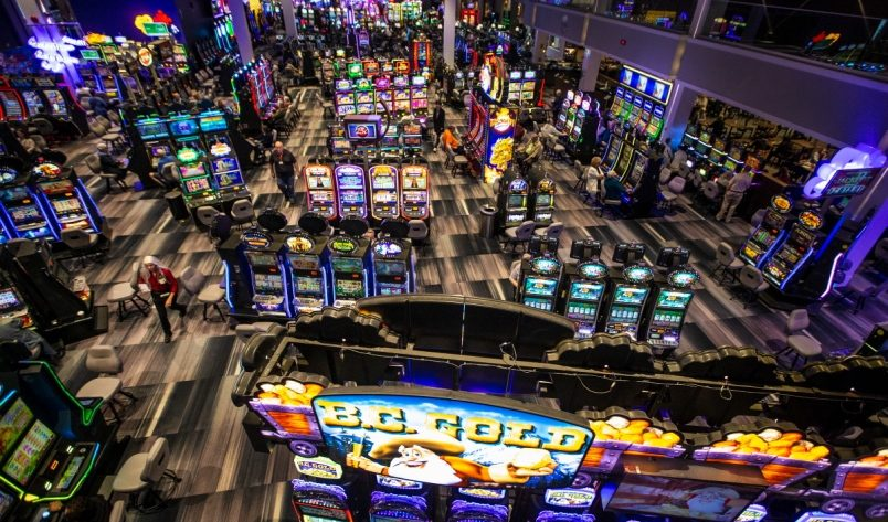 Construct A Bussiness With Casino games